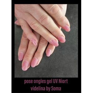 pose ongles gel UV